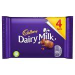 cadbury dairy milk [4 pack] 4 pk