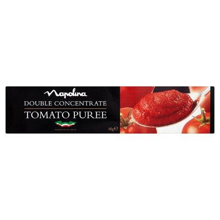 napolina tomato puree tubes 142g