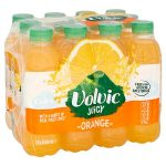 volvic juiced orange 50cl