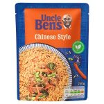 uncle bens chinese express rice 250g