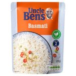 uncle bens basmati express rice 250g