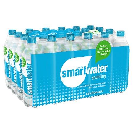 smart water sparkling 600 ml