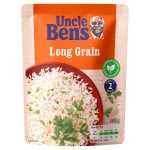uncle bens long grain rice express 250g