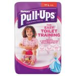 huggies pullups girl 2 - 4 15s