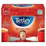 tetley redbush tea bags 40s