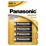 panasonic alkaline aa battery 4s
