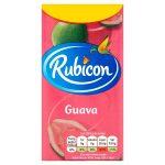 rubicon guava juice 59p 288ml