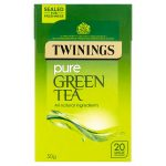 twinnings pure green 20s
