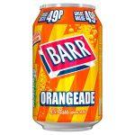 barrs orangeade 49p 330ml