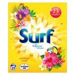 surf powder caribbean crush 23wash 1.6kg