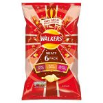 walkers meaty [6 pack] 25g