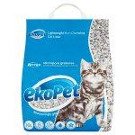 ekopet micropore light weight cat litter 10ltr