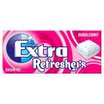 wrigleys extra refreshers bubblemint 7pcs