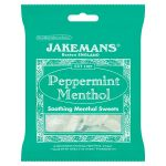 jakemans peppermint bags 100g
