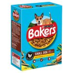 bakers small dog chicken & vegetable 1.1kg