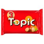 topic chocolate [3 pack] 3pk