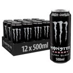 monster ultra black 500ml