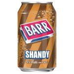 barrs shandy 330ml