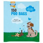 good boy poo bags 150s