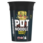 king pot noodle bombay 118g