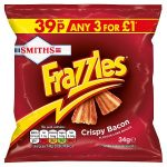 frazzels bacon 39p 34g