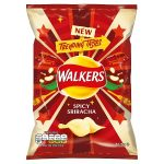 walkers spicy sriracha 32.5g