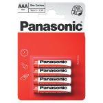 panasonic zinc aaa battery 4s