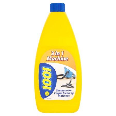 1001 3 in 1 machine shampoo 500ml 500ml