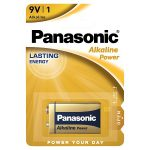 panasonic alkaline 9v battery 1s
