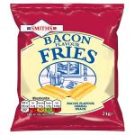 walkers bacon fries 24g