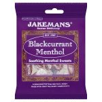 jakemans blackcurrant bag 100g