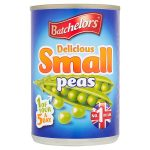 batchelors processed small peas 300g
