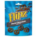 flip dark choc pretzels 100g