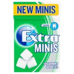 extra spearmint pellet gum handy box 48s