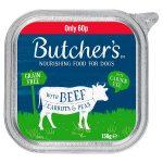 butchers choice alutray beef & vegtable 60p 150g