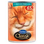 butchers classic cat ocean fish 65p 400g