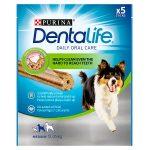 dentalife medium dog dental chew 115g