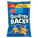 golden wonder quarter backs 30p 2 for 50p 25g