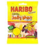 haribo little jelly men 50p 70g