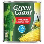 green giant original corn 340g