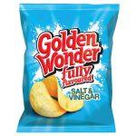 golden wonder salt & vinegar 32.5g