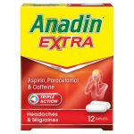 anadin extra caplets [6 for 5] 16s