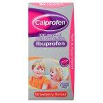 calprofen ibruprofen bottle 100ml