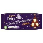 cadbury dairymilk winter wonderland 100g