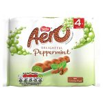 nestle aero bubbly peppermint [4 pack] 4pk