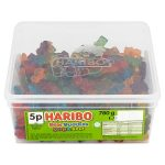 haribo bear buddies 120s