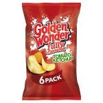 golden wonder tomato ketchup [6 pack] 25g