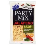 golden cross party mix jalapeno 125g