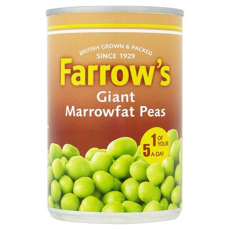farrow marrow processed peas 300g