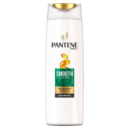pantene smooth sleek smampoo 250ml